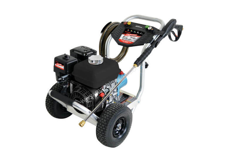 Euroquip Powershot / PS3000HD Petrol driven high pressure cleaner