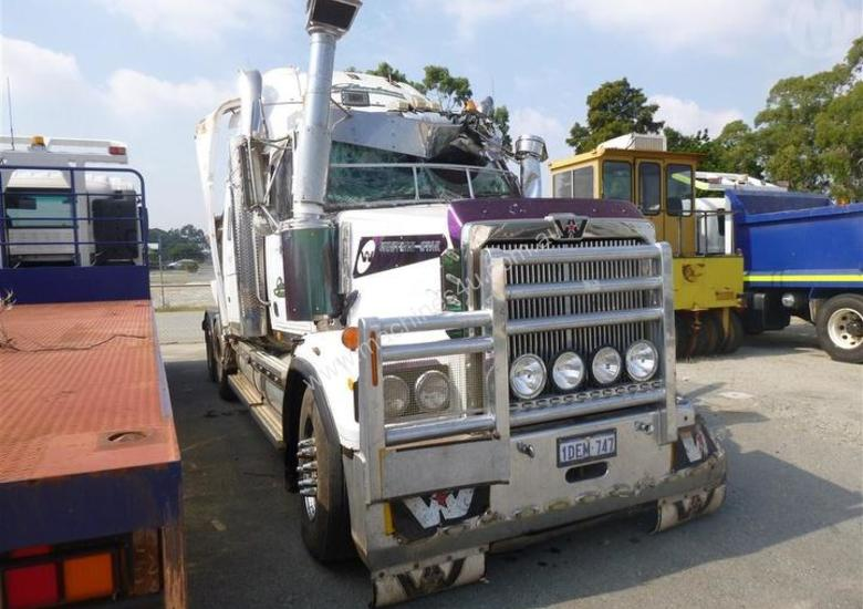 Used Western Star Prime Mover Trucks for sale - Western Star 4864 FXC ...
