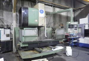 MILLING MACHINE. MORI SEIKI. MODEL MV 50
