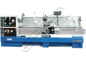CL-100A Centre Lathe 660 x 2000mm Turning Capacity - 105mm Spindle Bore Includes Digital Readout, Qu