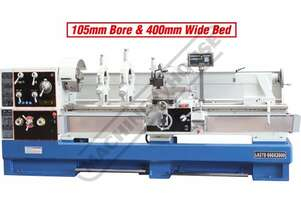 CL-100A Centre Lathe Ø660 x 2000mm Turning Capacity - Ø105mm Spindle Bore Includes Digital Readout