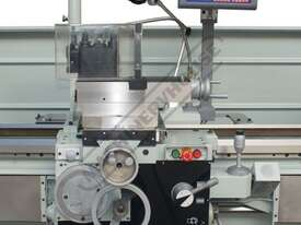 CL-100A Centre Lathe 660 x 2000mm Turning Capacity - 105mm Bore Includes Digital Readout, Quick Chan - picture20' - Click to enlarge