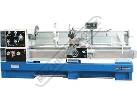 CL-100A Centre Lathe 660 x 2000mm Turning Capacity - 105mm Bore Includes Digital Readout, Quick Chan - picture0' - Click to enlarge