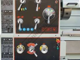 CL-100A Centre Lathe 660 x 2000mm Turning Capacity - 105mm Bore Includes Digital Readout, Quick Chan - picture7' - Click to enlarge