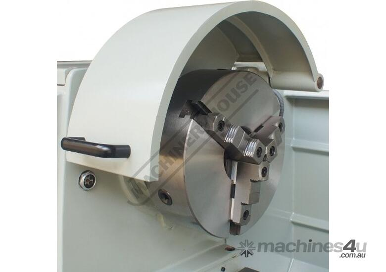CL-100A Centre Lathe 660 x 2000mm Turning Capacity - 105mm Bore Includes Digital Readout, Quick Chan