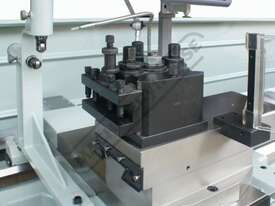 CL-100A Centre Lathe 660 x 2000mm Turning Capacity - 105mm Bore Includes Digital Readout, Quick Chan - picture3' - Click to enlarge