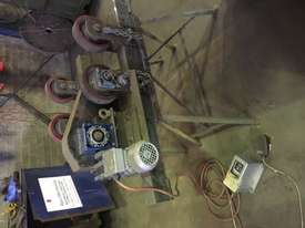 Pipe Rotator Motorized - picture1' - Click to enlarge