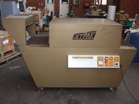 Heat Wrap Shrink Tunnel Oven Max Variable Speed - picture0' - Click to enlarge