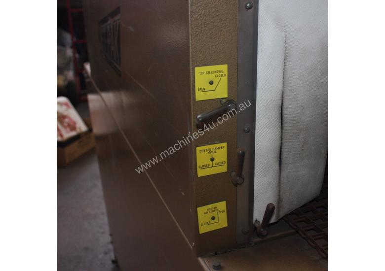 Heat Wrap Shrink Tunnel Oven Max Variable Speed