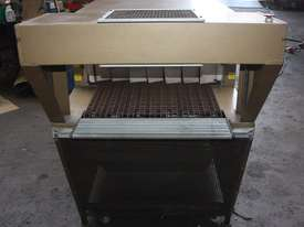 Heat Wrap Shrink Tunnel Oven Max Variable Speed - picture7' - Click to enlarge