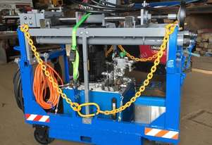LINE BORING MACHINE PORTABLE