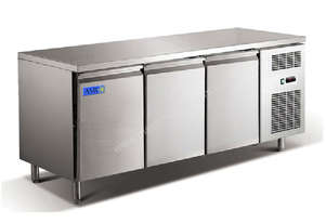2 door Underbench Freezer