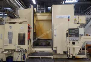 Used very well-maintained, CNC vertical lathe