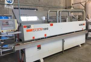 Used HolzHer 1315 Edgebander with Extractor