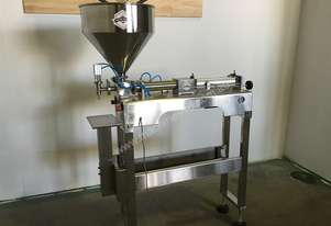 THE FRESH PRESS CO Piston Filler