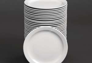 Special Offer Athena Narrow Rimmed Plates 9