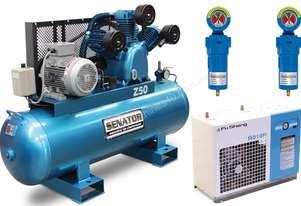 Senator 415 Volt 10 hp Professional Package