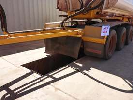 2007 Custom Built Tri Axle Convertor Dolly AUCTION - picture0' - Click to enlarge