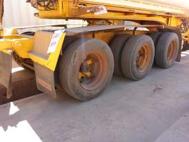 2007 Custom Built Tri Axle Convertor Dolly AUCTION - picture1' - Click to enlarge
