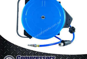 40ft(12m) Compressed Air Hose Retractable Reel