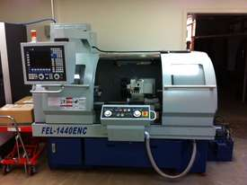 Ajax 360mm Swing Flat Bed Teach-In CNC Lathes - picture0' - Click to enlarge