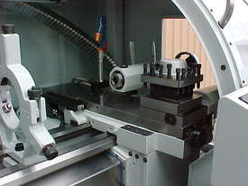 Ajax 360mm Swing Flat Bed Teach-In CNC Lathes - picture2' - Click to enlarge