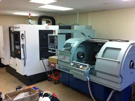 Ajax 360mm Swing Flat Bed Teach-In CNC Lathes - picture3' - Click to enlarge