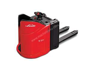Linde Series 131 T20-T24SP Electric Ride-on Pallet Trucks