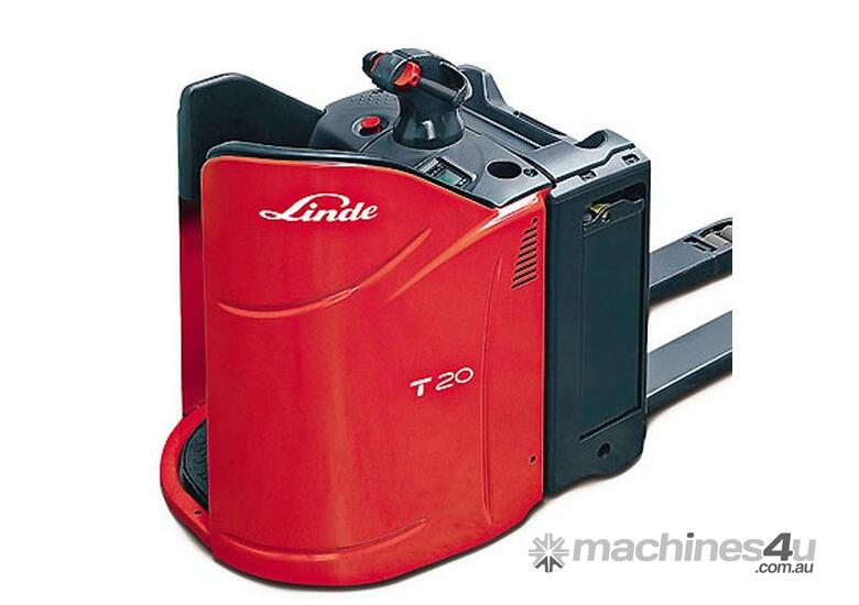 Commercial Truck Sales >> New Linde T20-T24SP Powered Pallet Trucks in HUNTINGWOOD, NSW