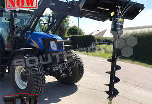 PD3 Tractor & Farm Front loaders Post Hole Digger ATTAUGD