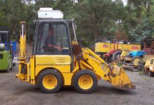 Jcb 1CX airconditioned