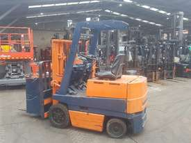 Toyota 2.5 Ton Electric Forklift 4m Lift Container Mast $2999+GST - picture0' - Click to enlarge