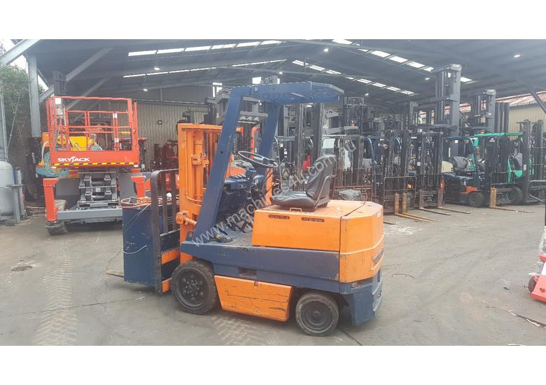 Toyota 2.5 Ton Electric Forklift 4m Lift Container Mast $2999+GST
