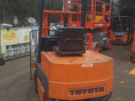 Toyota 2.5 Ton Electric Forklift 4m Lift Container Mast $2999+GST - picture1' - Click to enlarge