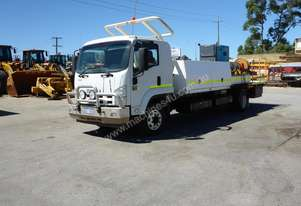 2012 Isuzu FSR850 4x2 Single Cab Field Service Truck AUCTION