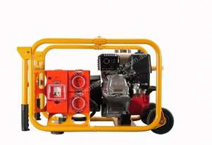 Powerlite Honda 2.5kVA Generator Worksite Approved