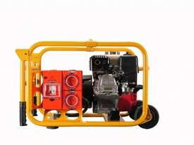 Powerlite Honda 2.5kVA Generator Worksite Approved - picture17' - Click to enlarge