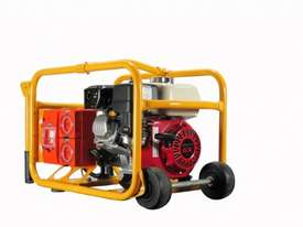 Powerlite Honda 2.5kVA Generator Worksite Approved - picture20' - Click to enlarge
