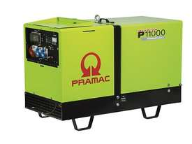 Pramac 10.8kVA Three Phase Silenced Auto Start Diesel Generator - picture15' - Click to enlarge