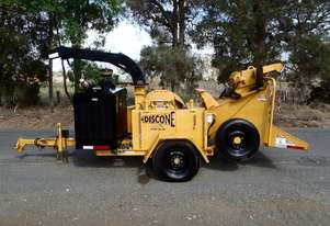 Dynamic Conehead DC-50 Wood Chipper Forestry Equipment
