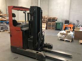 BT Reach Forklift Model RRB8 4.8m Lift 2500kg Mast 2.3m - picture0' - Click to enlarge