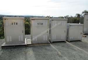Railway Crossing Stainless steel Electrical Cabinets
