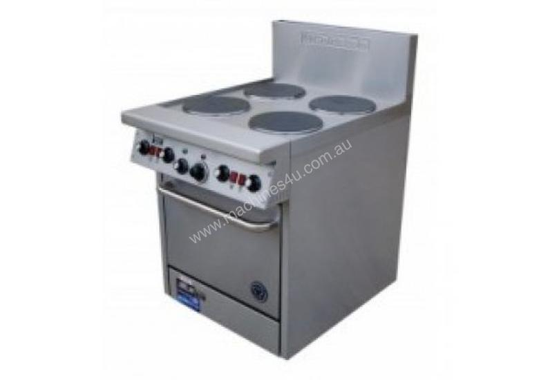 Goldstein Electric Range Oven with Radiant Plates