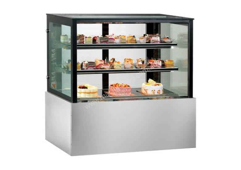 F.E.D. SGBP-Series Belleview Economic Chilled Food Display