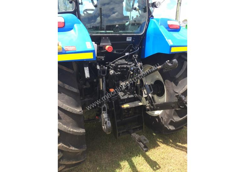 New Holland T5.105 FWA/4WD Tractor