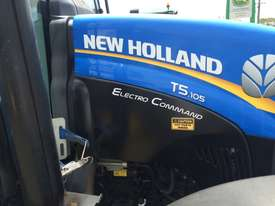 New Holland T5.105 FWA/4WD Tractor - picture4' - Click to enlarge