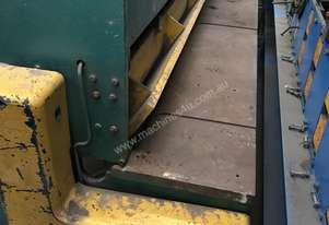 USED - Welded Products - Hydraulic Guillotine - 2.4m x 3mm