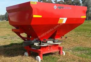 2018 AGROMASTER GS2 1200 DOUBLE DISC SPREADER (1200L)