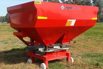 2021 AGROMASTER GS2 1400 DOUBLE DISC SPREADER (1400L)