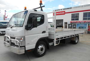 2013 Mitsubishi CANTER FE 918 TABLE TOP